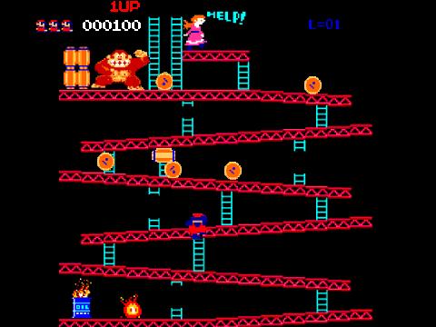 Donkey Kong и Я - 3