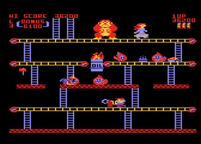 Donkey Kong и Я - 4