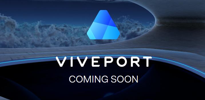 Магазин HTC Viveport предложит различный контент VR