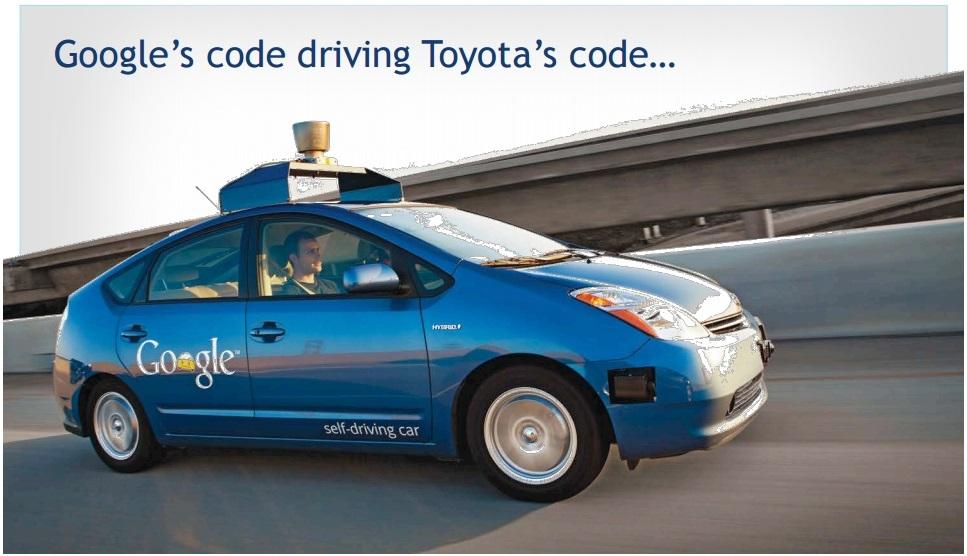 Toyota: 81 514 нарушений в коде - 19