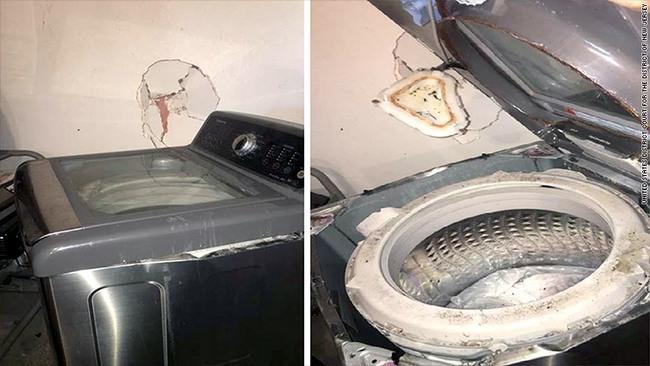 На Samsung подали в суд из-за взрывающихся стиральных машин