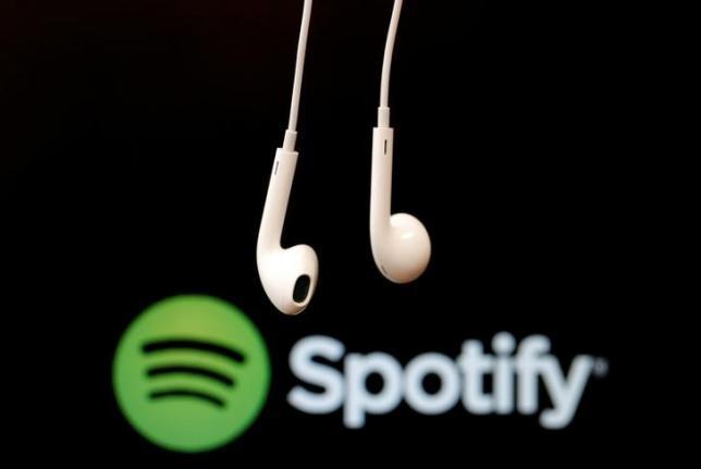 Музыкальный сервис Spotify выходит на второй по величине рынок музыкальный рынок в мире