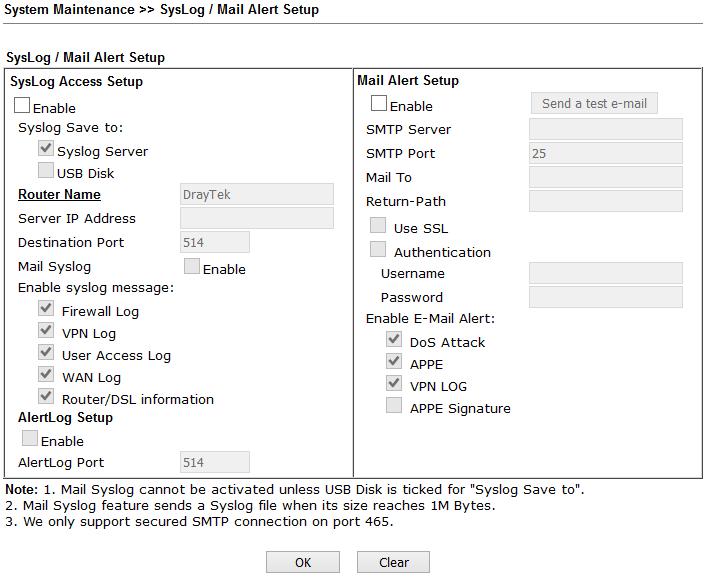 Обзор маршрутизатора Draytek серии 2925. Часть вторая - 73