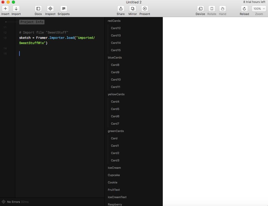 Прототипирование iOS-анимаций с Framer - 22