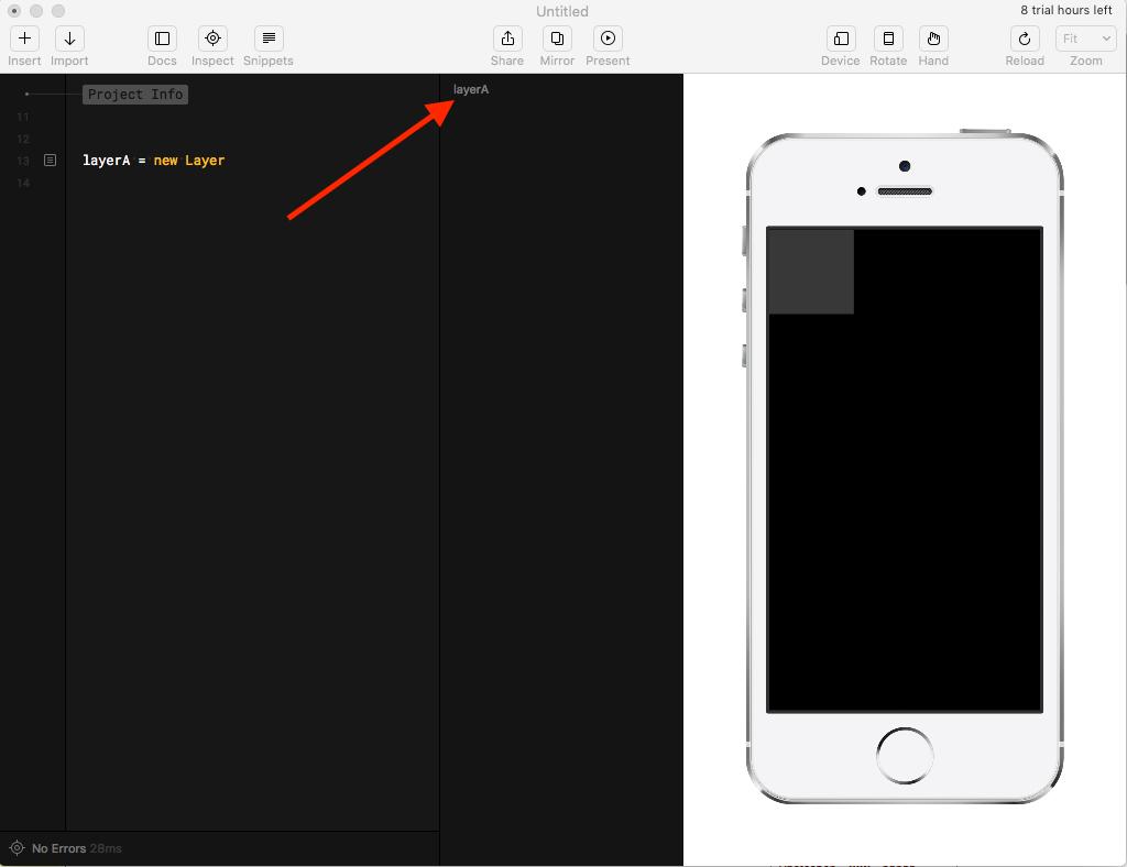 Прототипирование iOS-анимаций с Framer - 6
