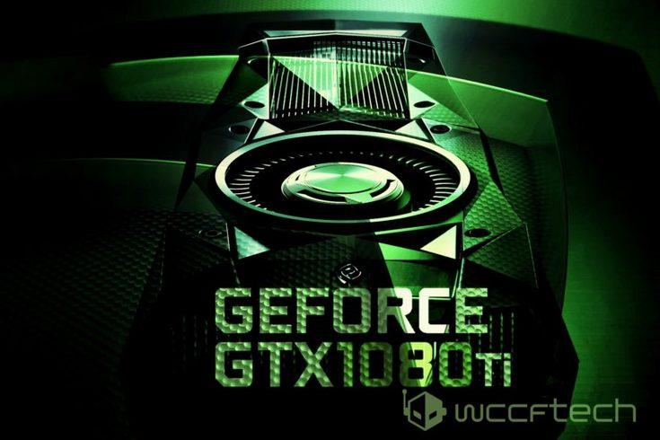 Видеокарта GeForce GTX 1080 Ti будет гораздо дешевле Titan X