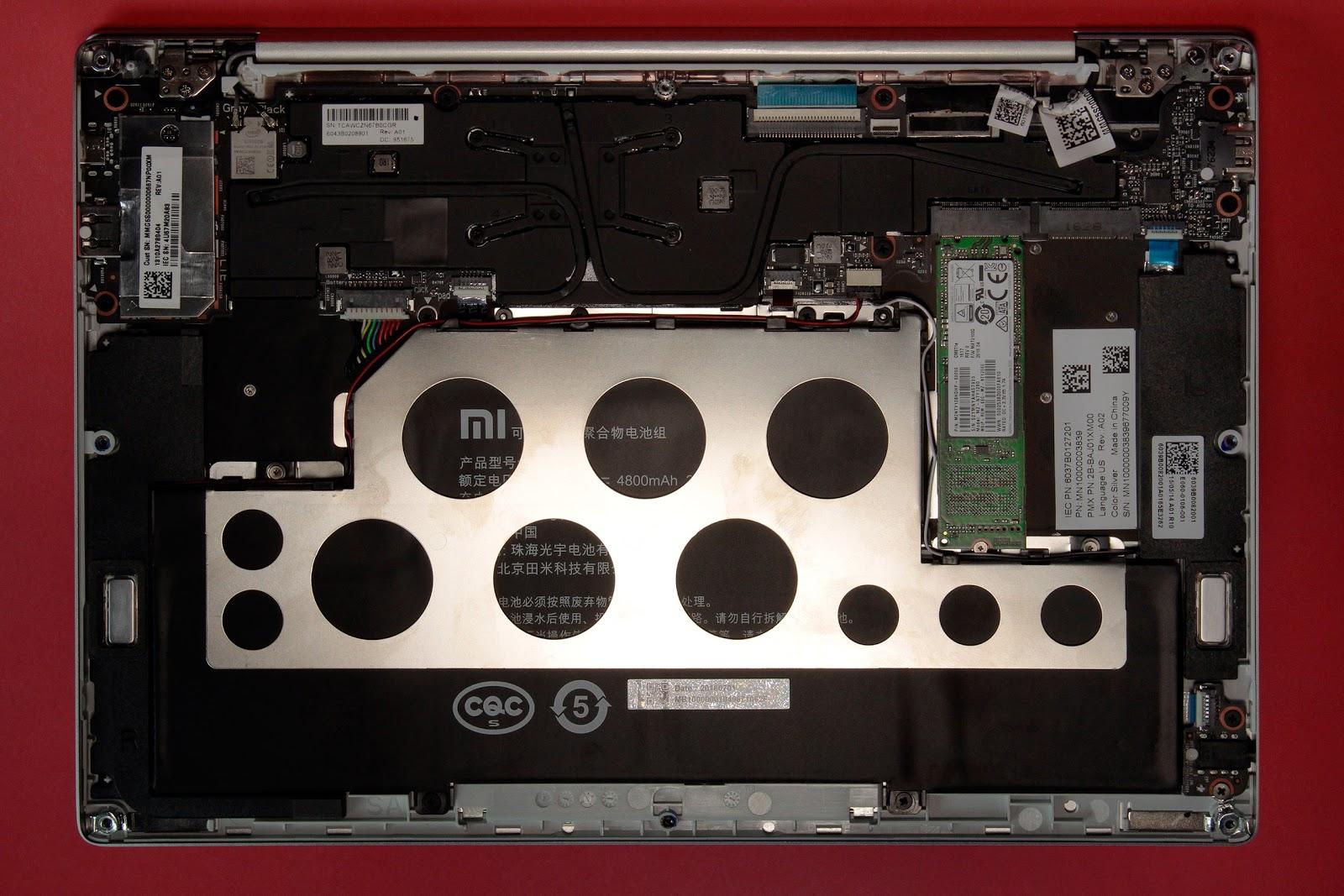 Xiaomi Mi Notebook Air 12.5 — почти макбук, но… - 17