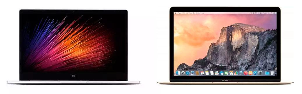 Xiaomi Mi Notebook Air 12.5 — почти макбук, но… - 1