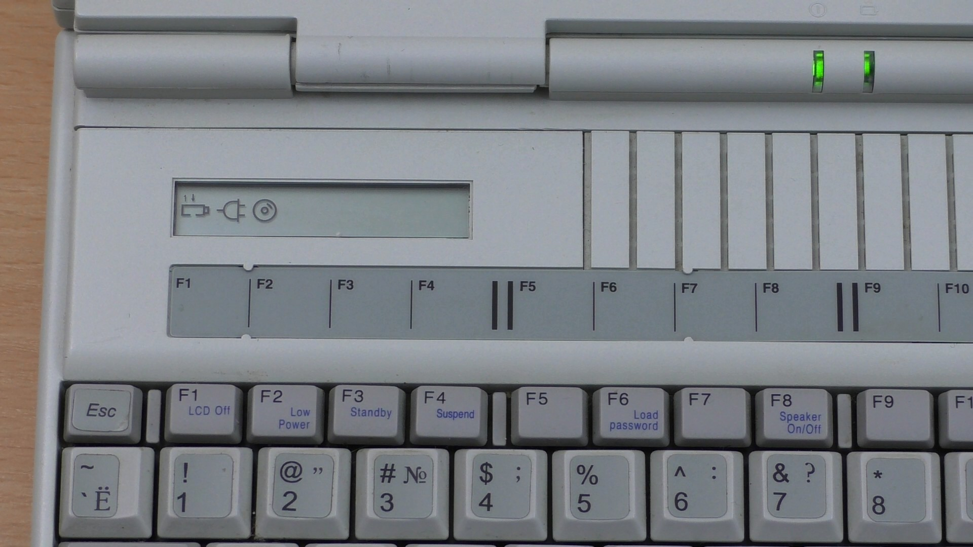 Мощь 80486 на Siemens Nixdorf PCD-4ND (текст и видео — на выбор) - 14