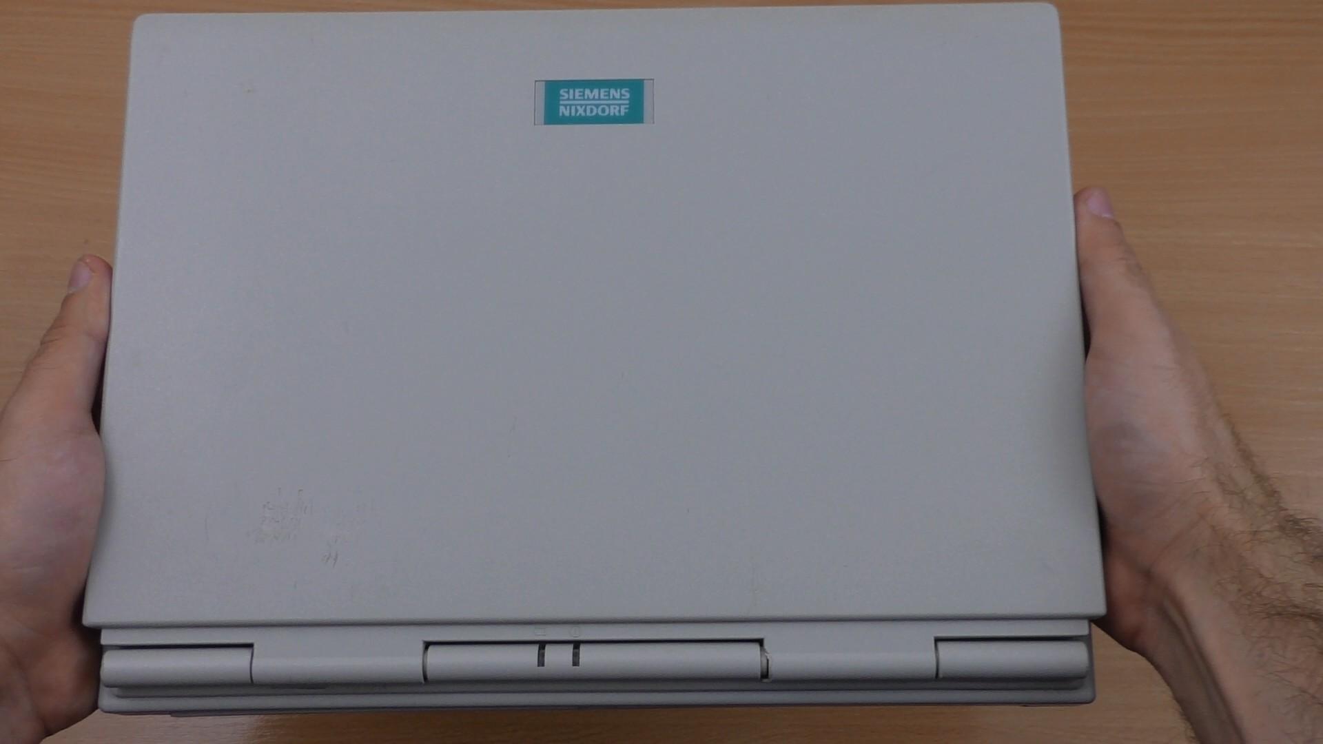 Мощь 80486 на Siemens Nixdorf PCD-4ND (текст и видео — на выбор) - 1