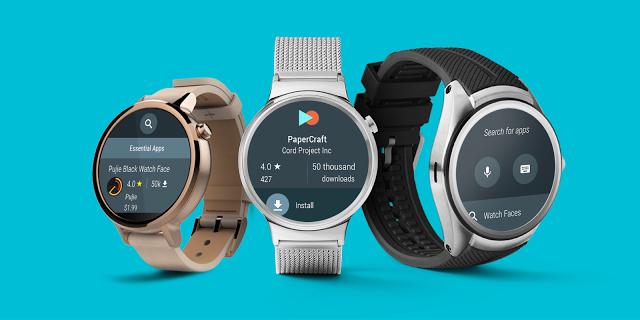 ОС Android Wear 2.0 выйдет позже, чем ожидалось