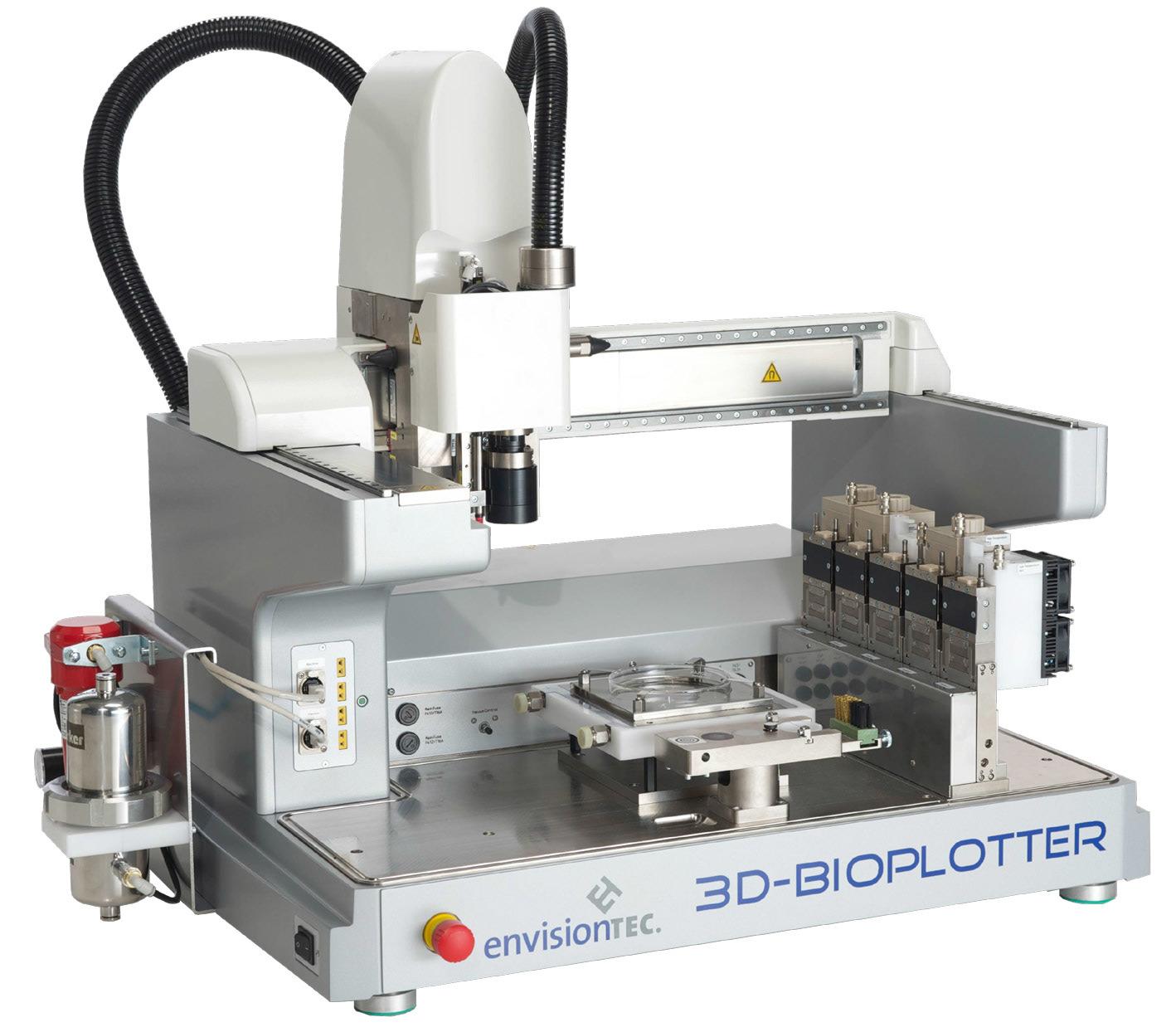 Создан биоматериал для 3D-печати временных костей человека - 2