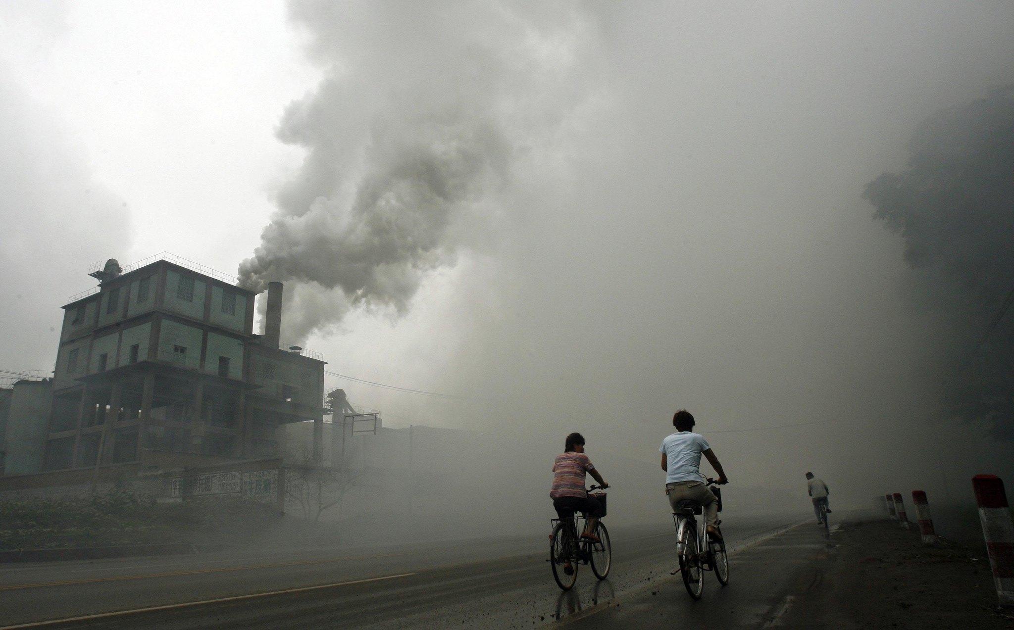 ВОЗ: 92% населения Земли вдыхает воздух с повышенным уровнем загрязняющих веществ - 1