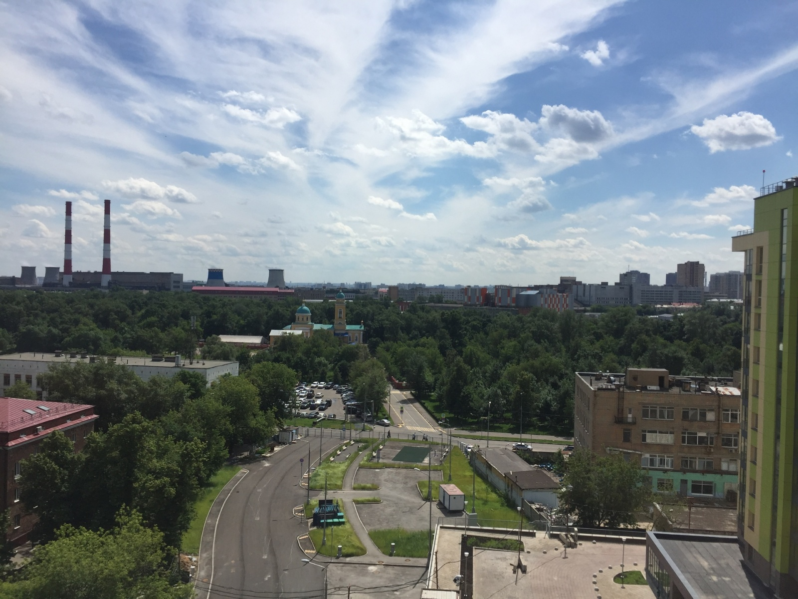Цикл статей «NetRack Guards: на страже клиентской ИТ-инфраструктуры»: история о человеке, который ходит по крышам - 2