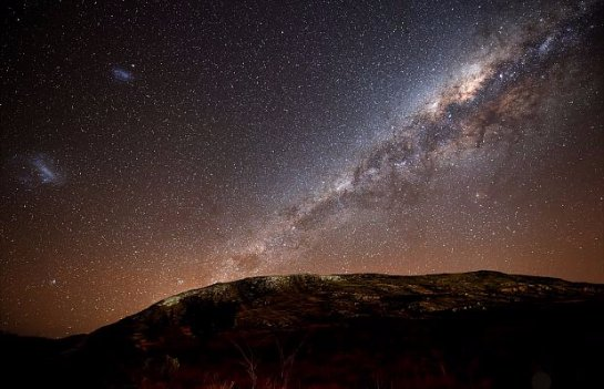 Раньше ученые недооценивали размеры Млечного пути