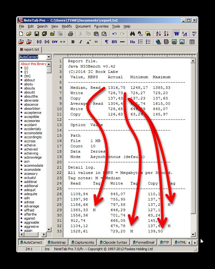 Java-бенчмарки: случайные паттерны и закономерные результаты - 4
