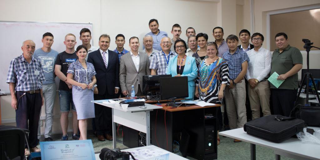 Микросхемы с разных сторон: семинары Nanometer ASIC, MIPSfpga и Connected MCU в России, Украине и Казахстане - 5
