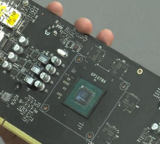 Карта GeForce GTX 1050 Ti получит четырёхфазную подсистему питания