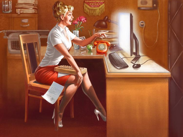 Призрак интернета в СССР - 1