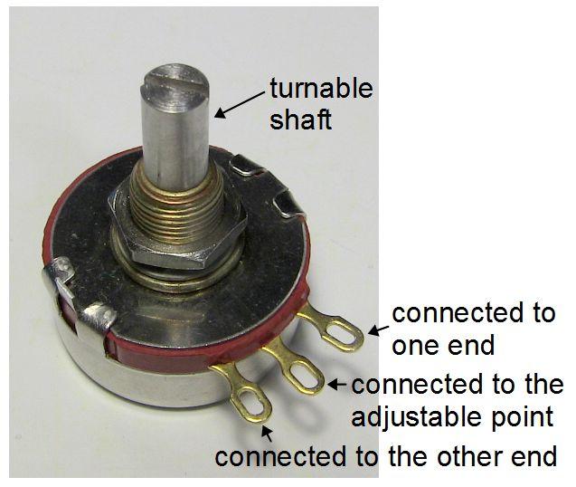 Сопротивление в движении: что нужно знать о переменных резисторах - 4