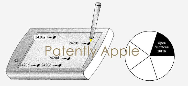 У Apple уже есть два подобных патента