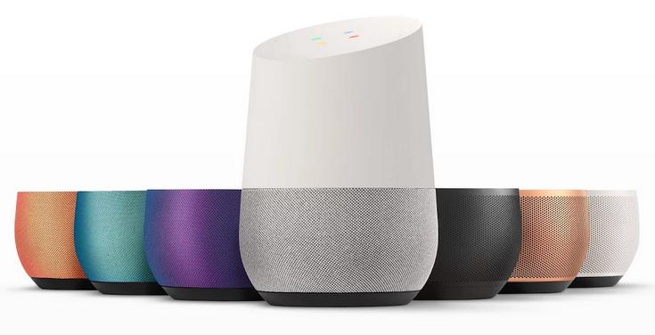 Устройство Google Home стоит 130 долларов