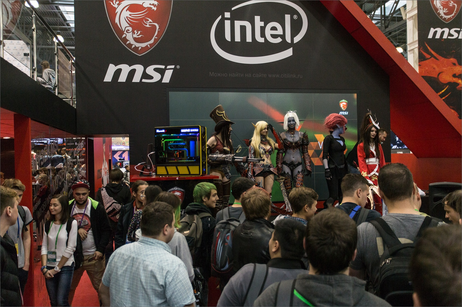 Intel значит побеждать: захват игромира прошёл успешно - 10