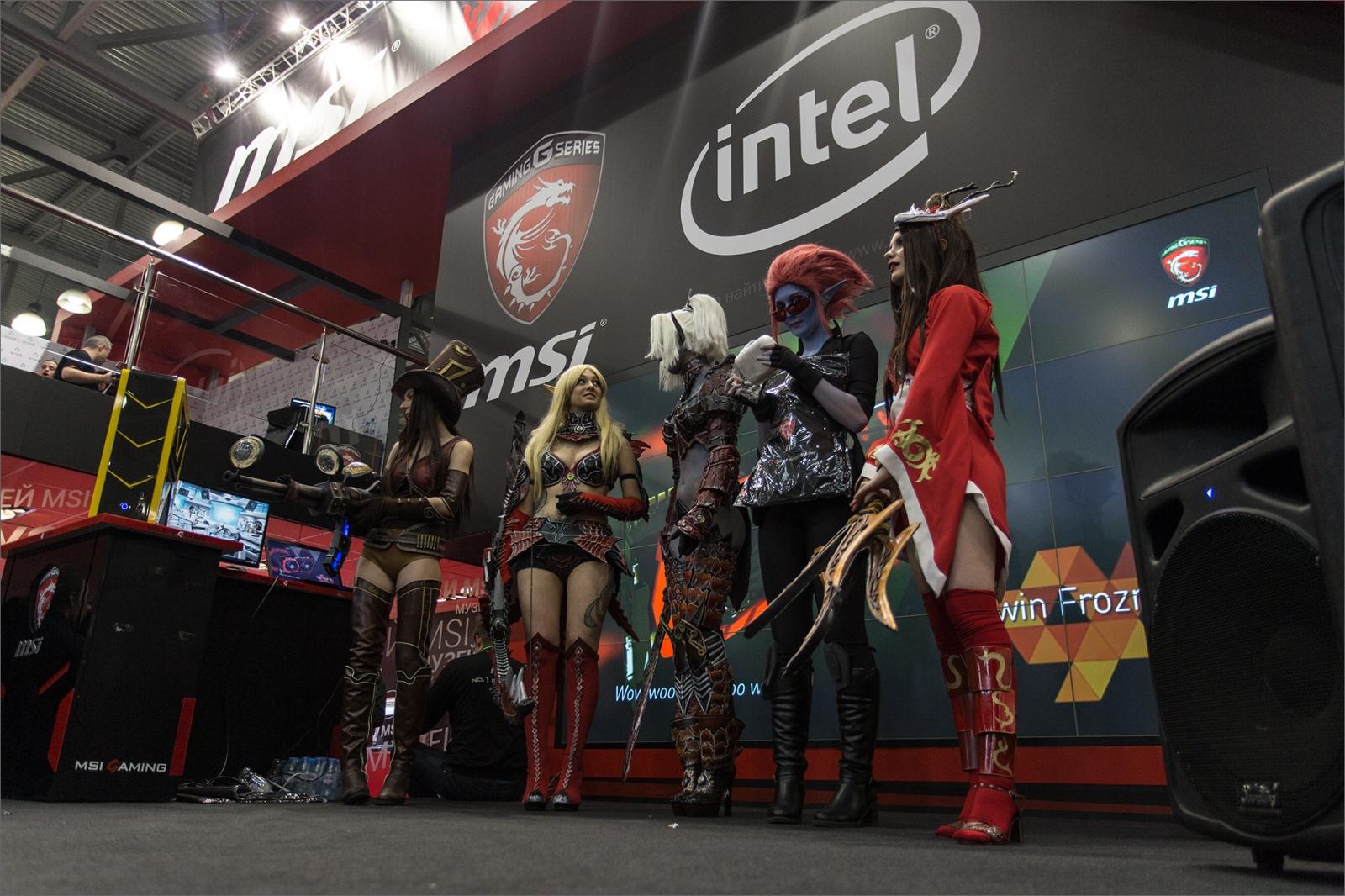 Intel значит побеждать: захват игромира прошёл успешно - 11