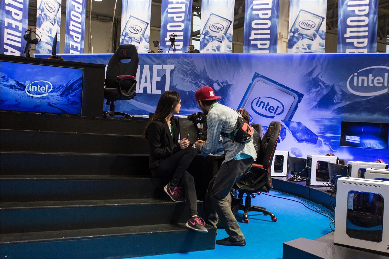 Intel значит побеждать: захват игромира прошёл успешно - 18
