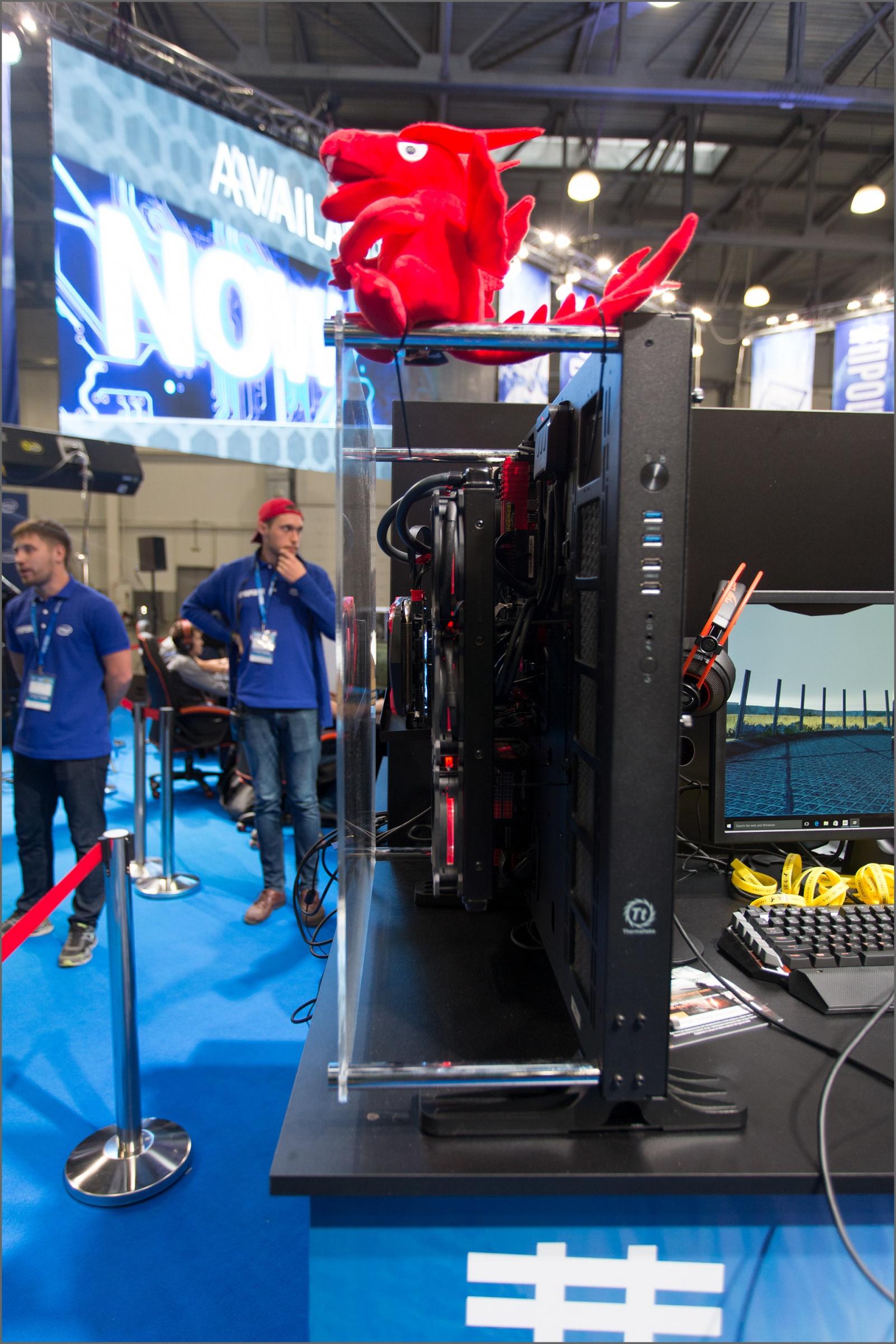 Intel значит побеждать: захват игромира прошёл успешно - 24