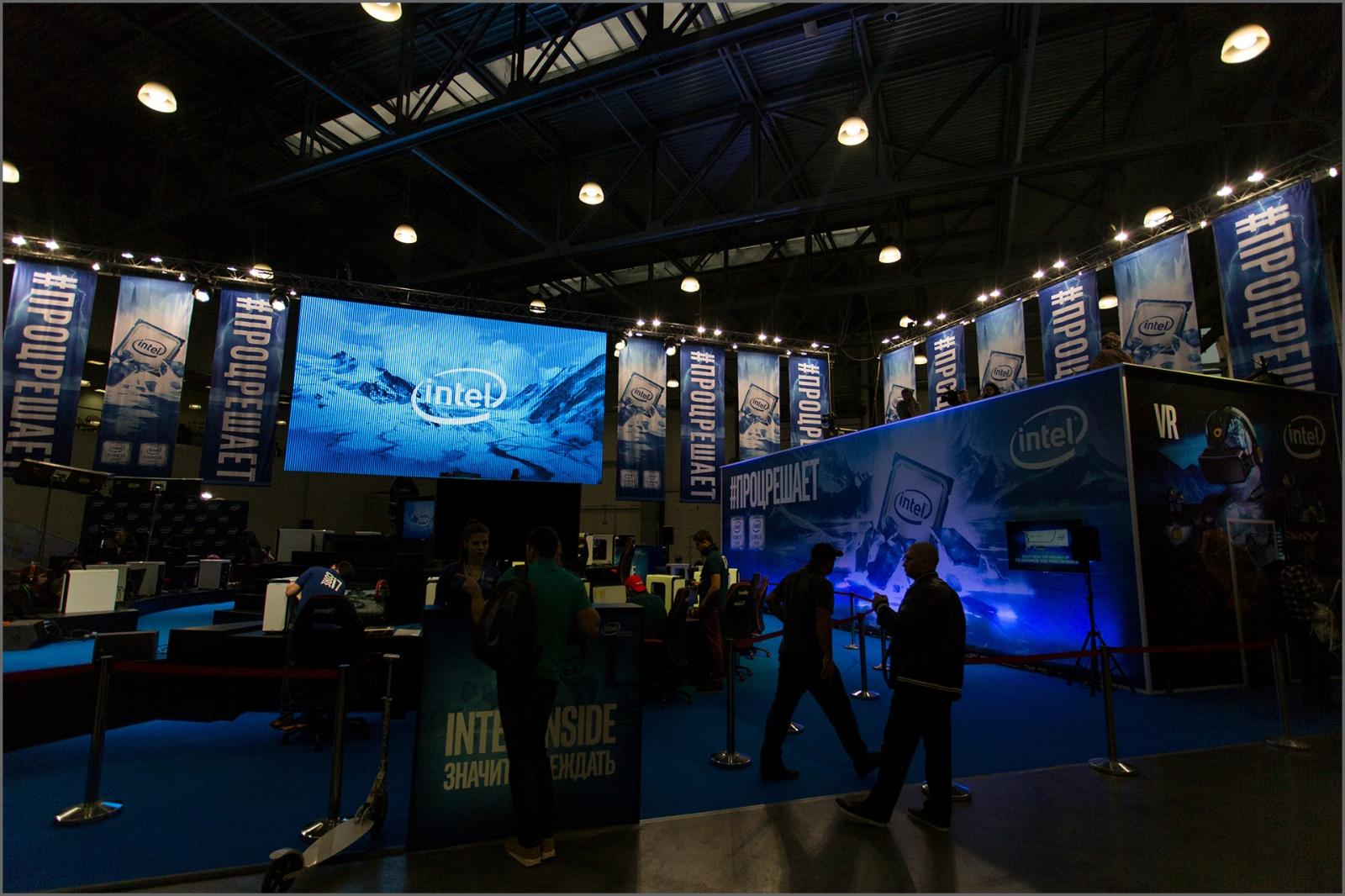 Intel значит побеждать: захват игромира прошёл успешно - 25