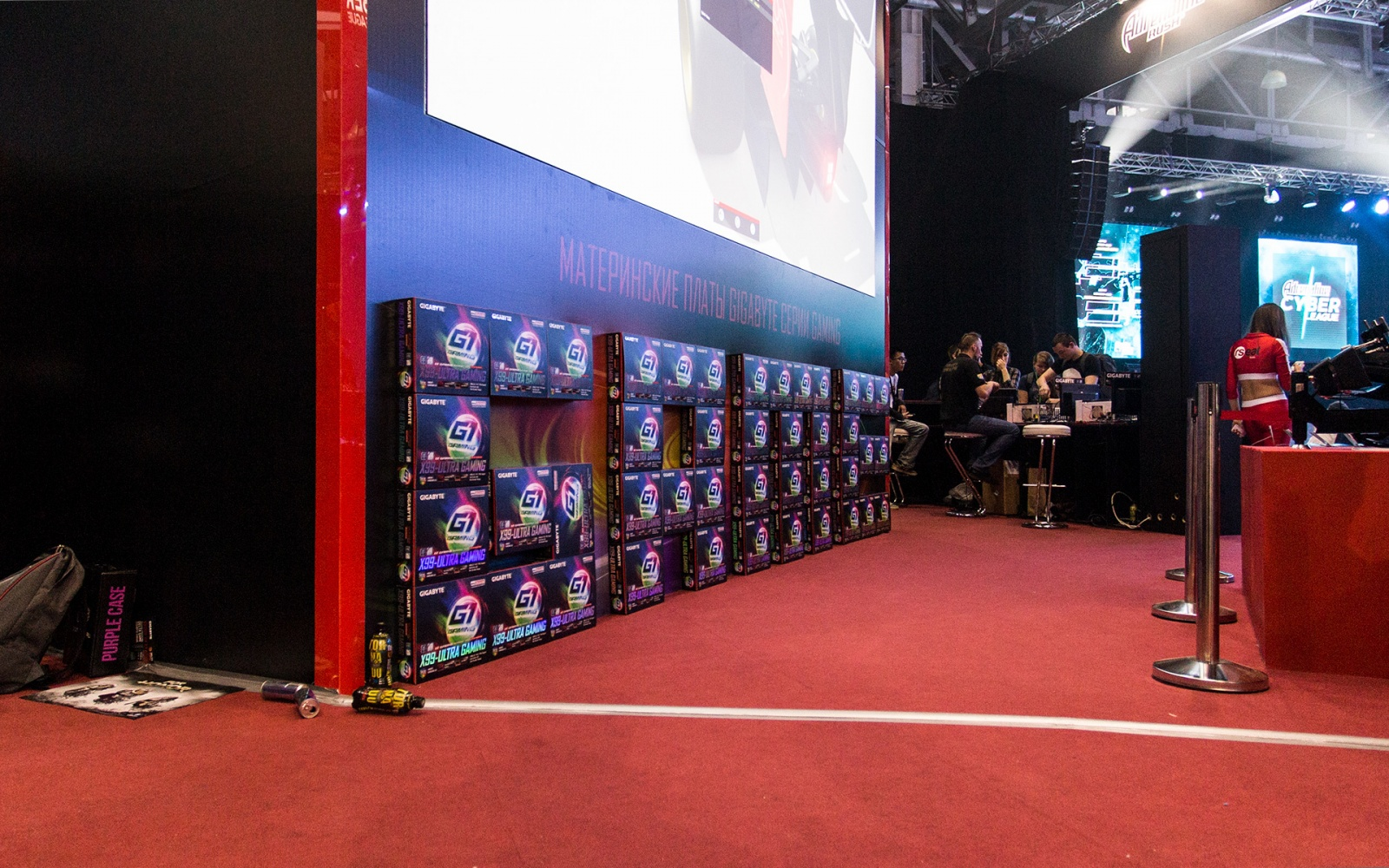 Intel значит побеждать: захват игромира прошёл успешно - 8