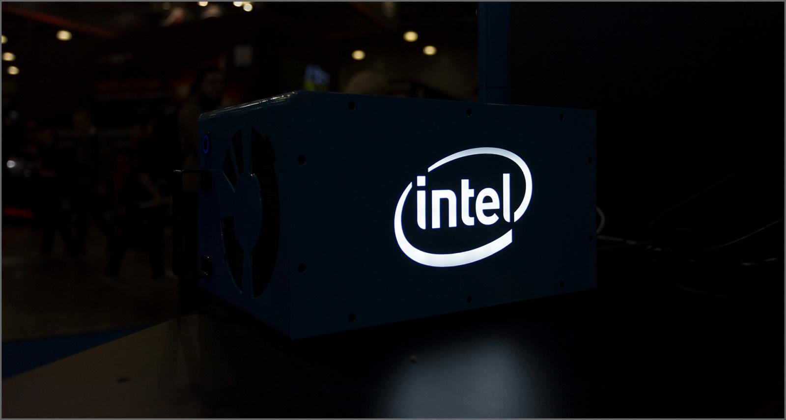 Intel значит побеждать: захват игромира прошёл успешно - 1