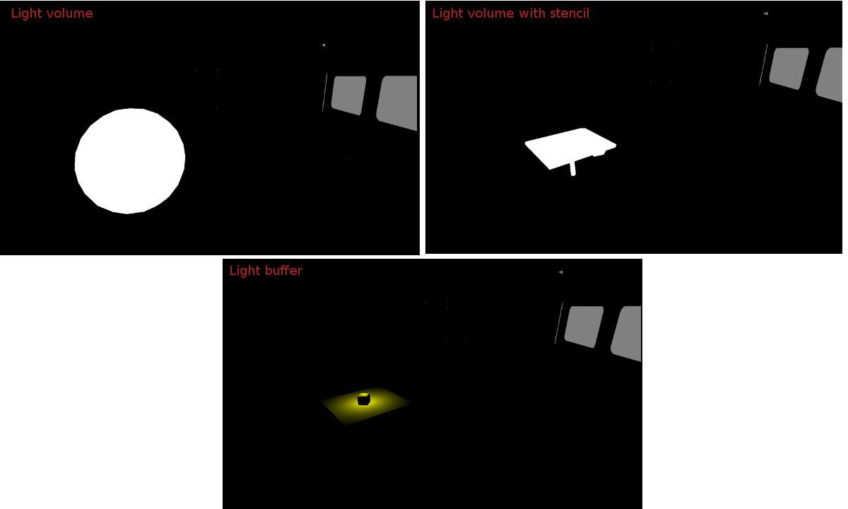 OpenGL ES 2.0. Отложенное освещение - 4