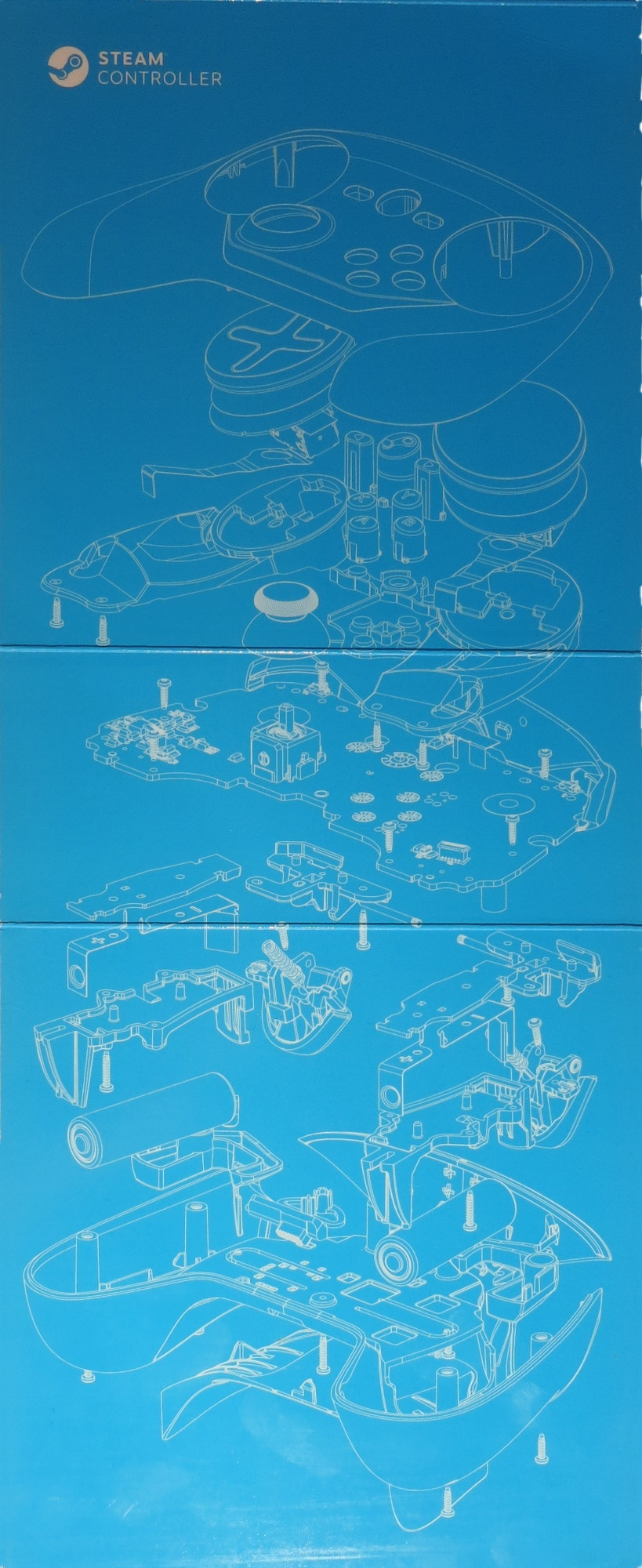 Анбоксинг и первые впечатления от Steam Controller - 2