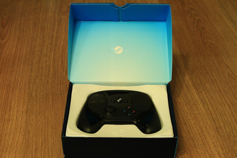 Анбоксинг и первые впечатления от Steam Controller - 3