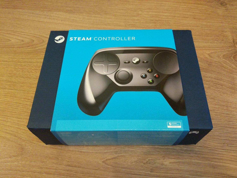 Анбоксинг и первые впечатления от Steam Controller - 1