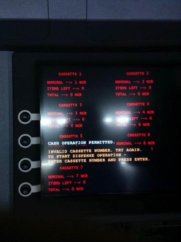 Атаки на банкоматы: прошлое, настоящее и будущее - 2