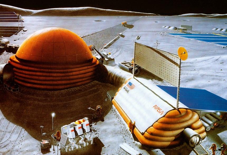 Космические жилища, ч. 2: как мы будем жить на Луне - 7