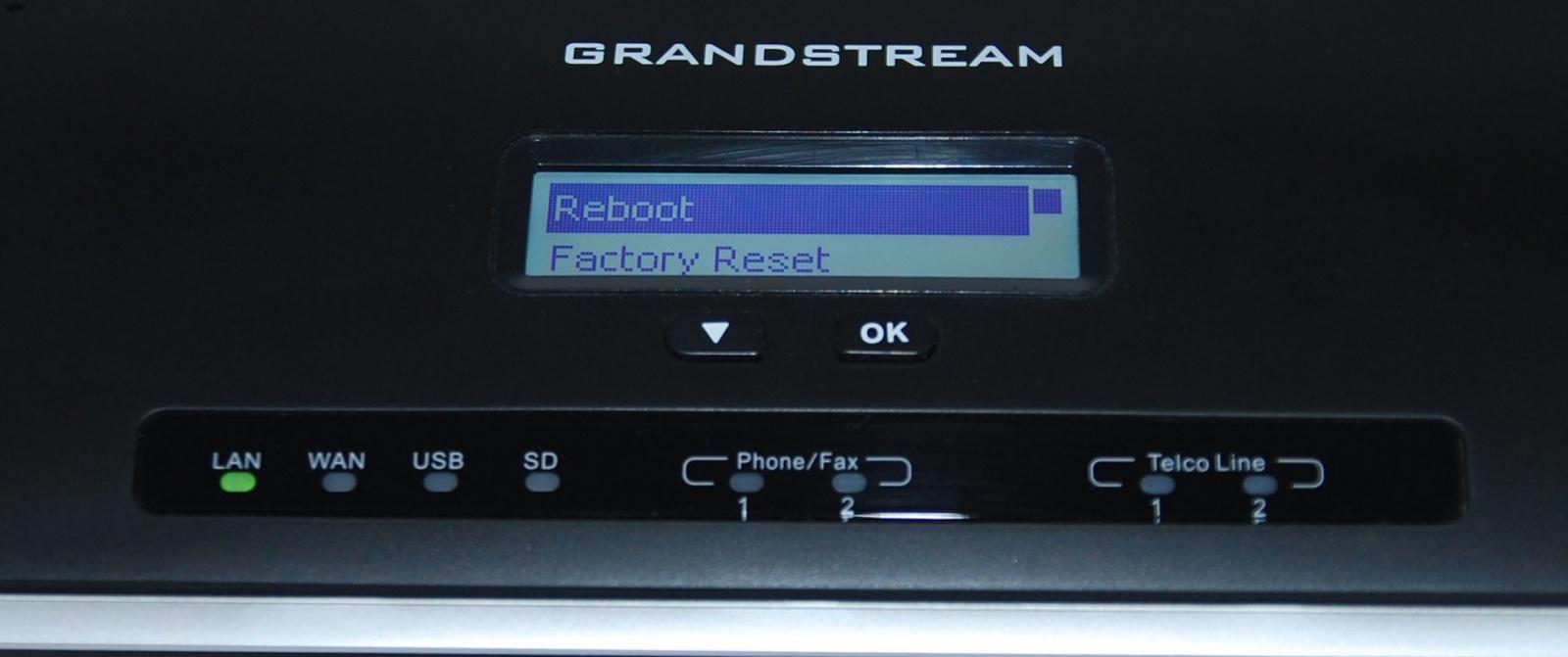 Новая линейка гибридных IP-АТС Grandstream UCM6200 - 3