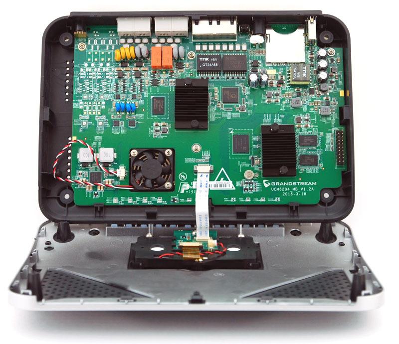Новая линейка гибридных IP-АТС Grandstream UCM6200 - 5