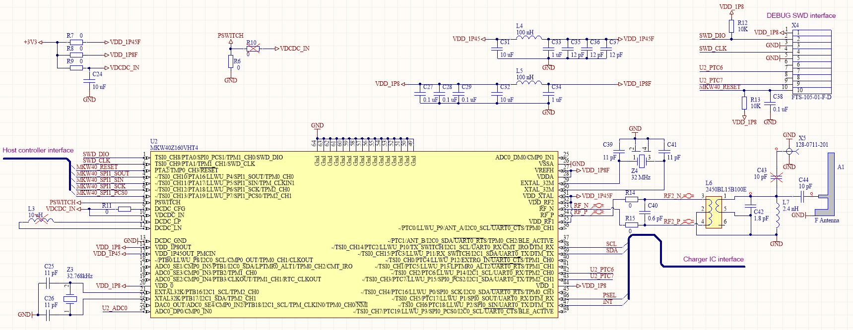 Разработка IoT устройств с использованием Bluetooth LE - 2