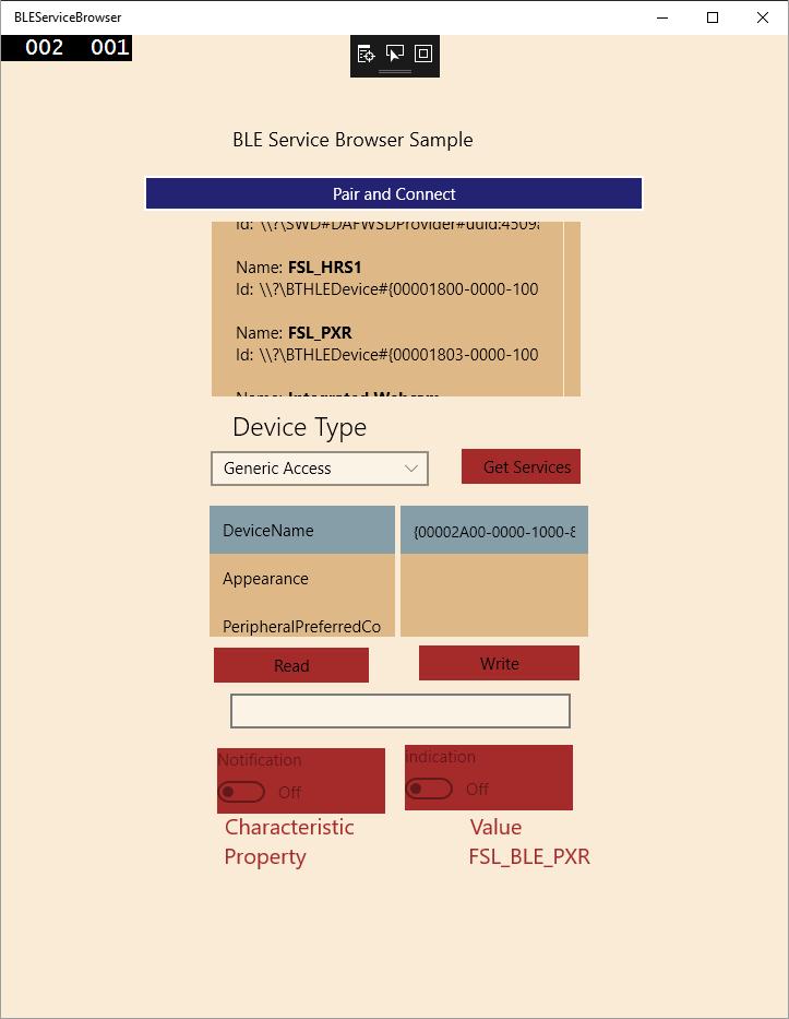 Разработка IoT устройств с использованием Bluetooth LE - 9