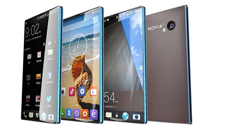Смартфон Nokia P1 будет флагманом