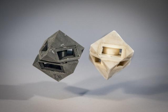 В МТИ разработали 3D-печать корпусов роботов с амортизацией - 1