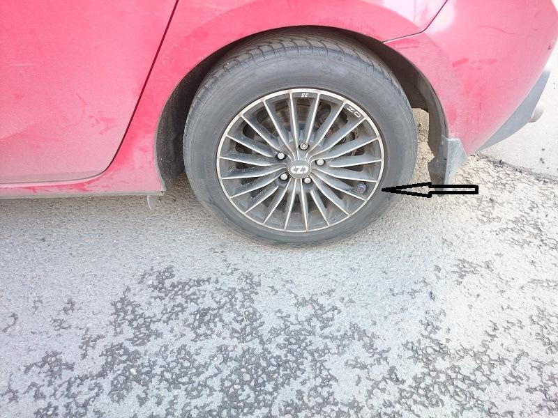 Внешние датчики давления в шинах FOBO помогут всегда - 14