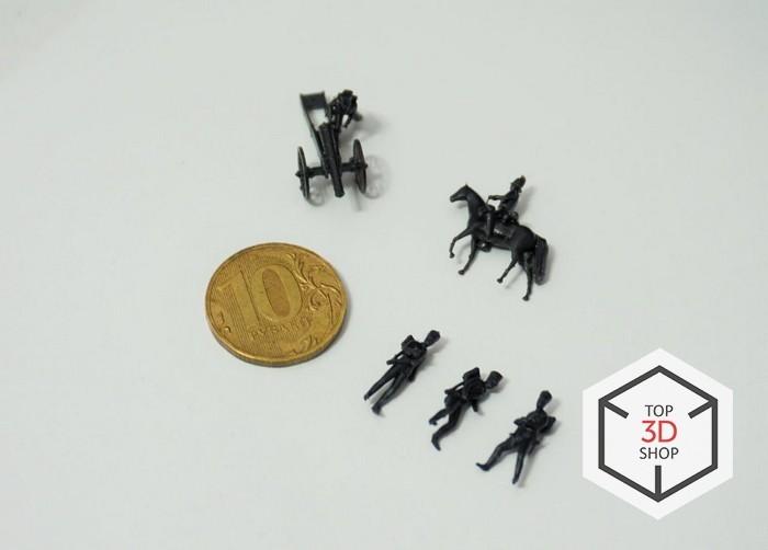 3D-печать как инструмент в макетировании и моделизме - 14