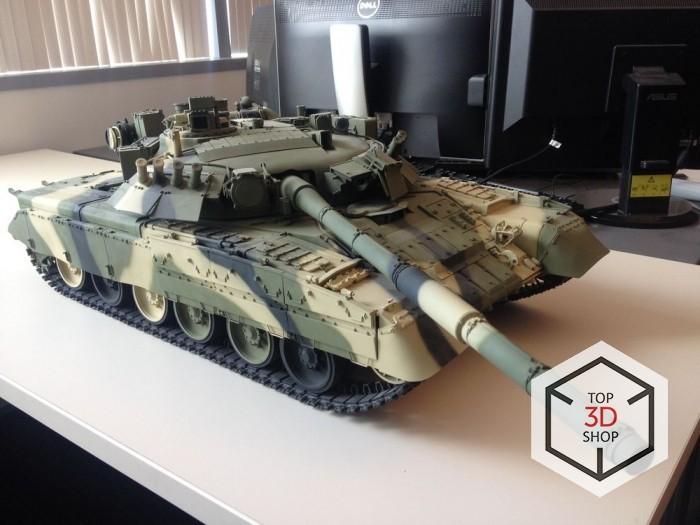 3D-печать как инструмент в макетировании и моделизме - 16