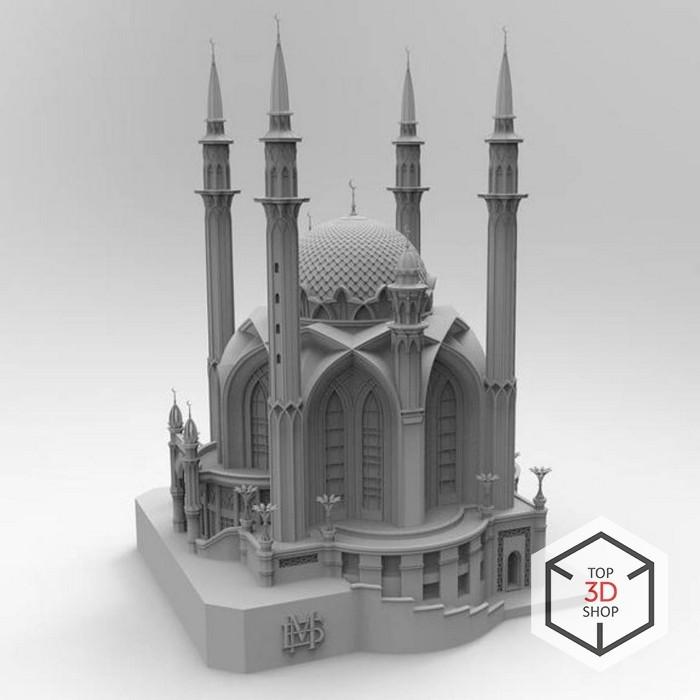 3D-печать как инструмент в макетировании и моделизме - 4