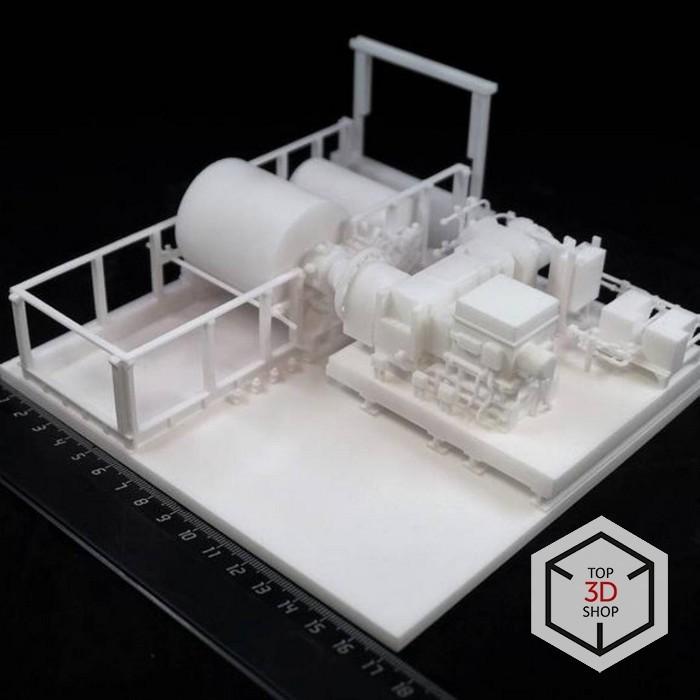 3D-печать как инструмент в макетировании и моделизме - 7